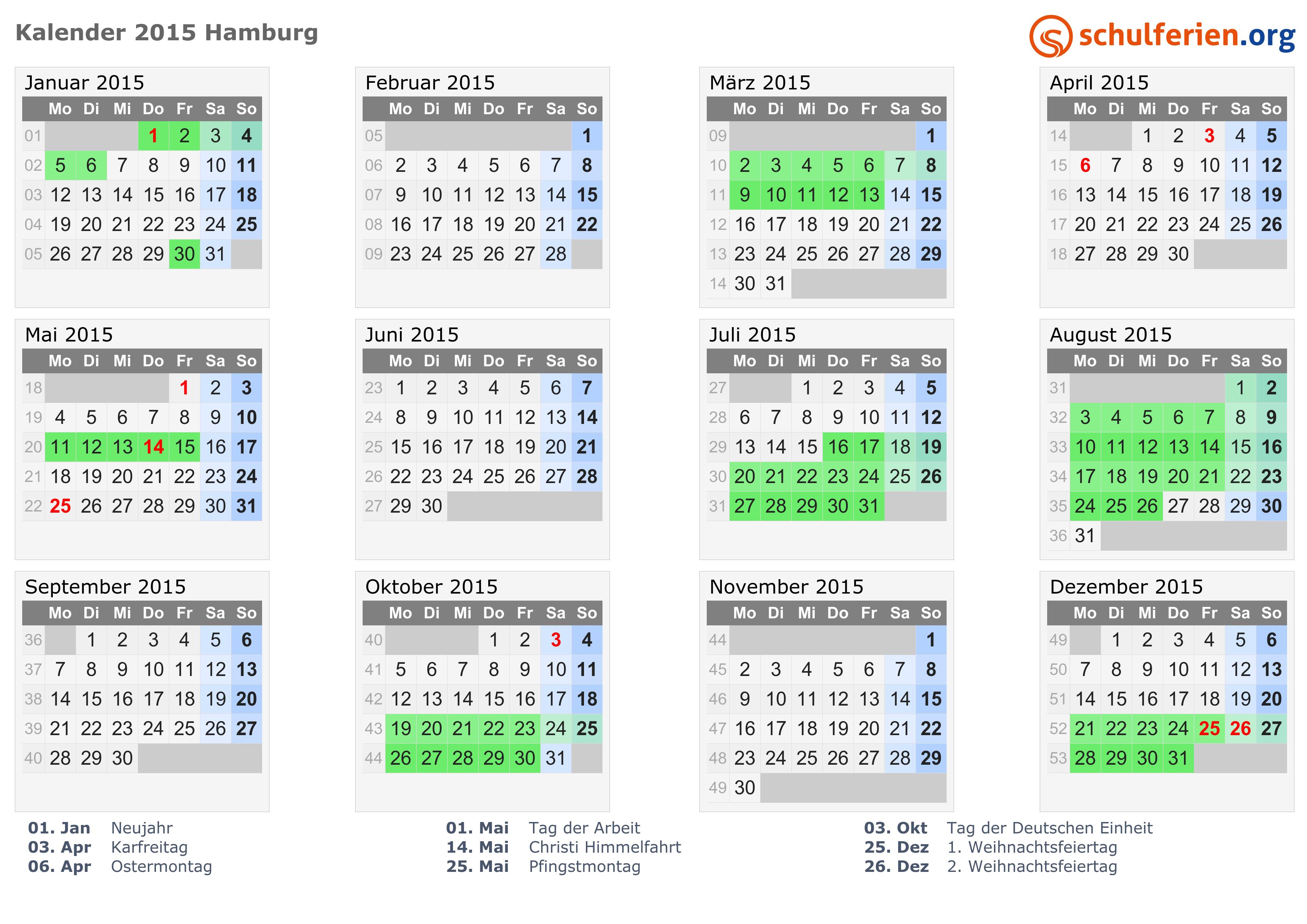 Schön Monatliche Kalendervorlagen 2015 Zeitgenössisch - Entry Level ...