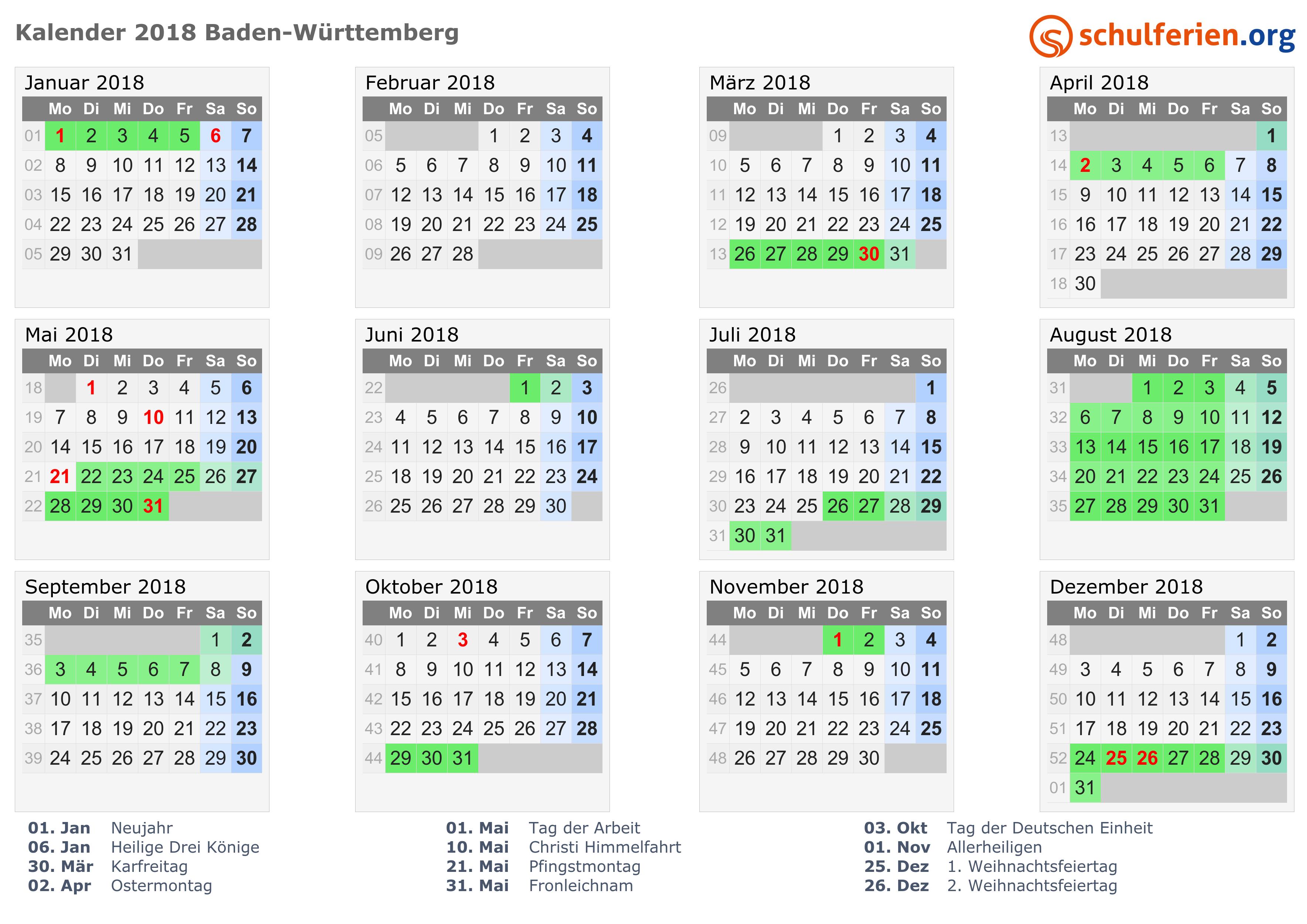 Download Kalender 2019 Png