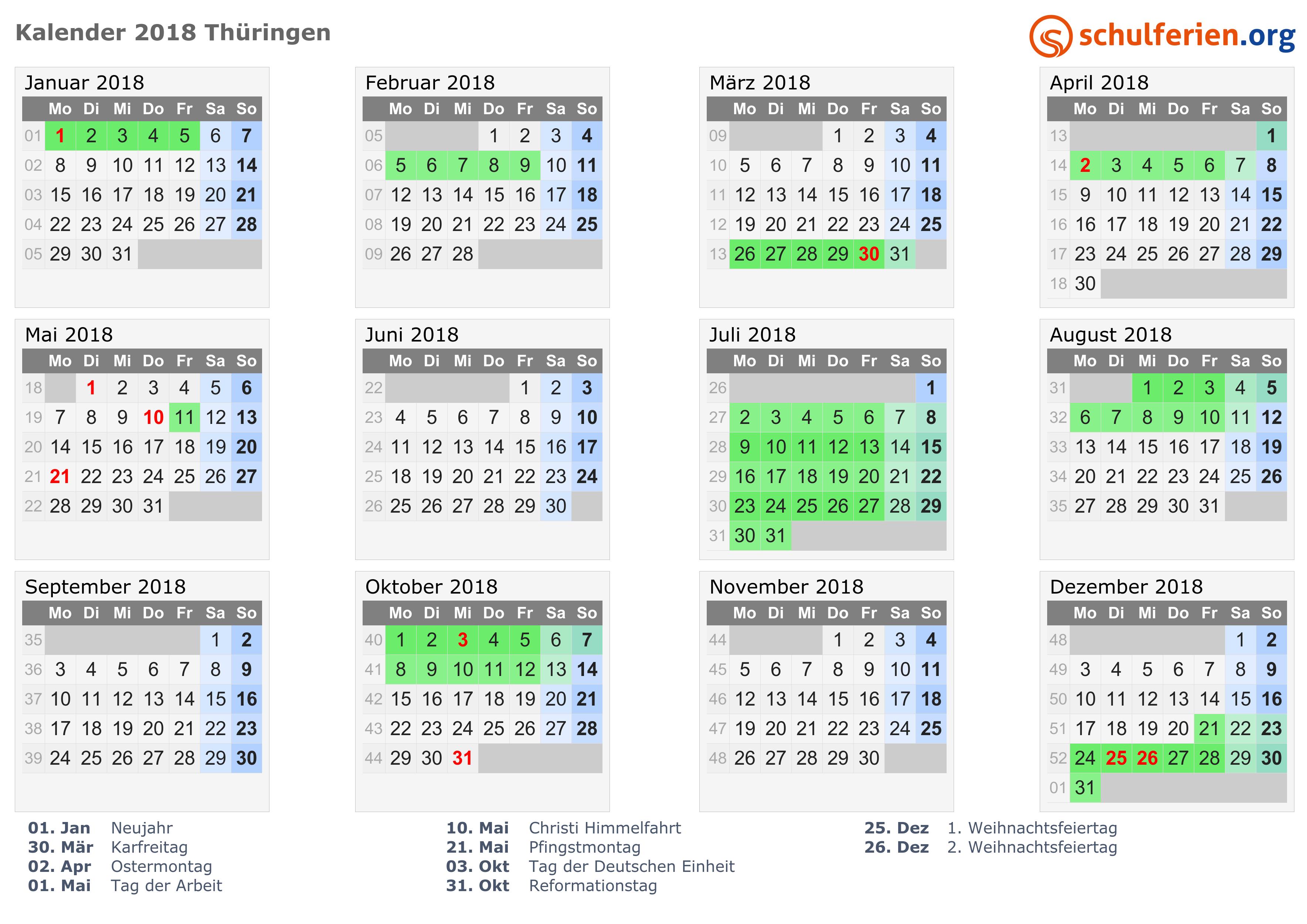 kalender 2019 mit feiertagen und ferien schleswig holstein