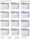 Download Kalender 2019 Indonesia dan Arab Lengkap!