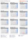 Kalender 2019 österreich Mit Feiertagen