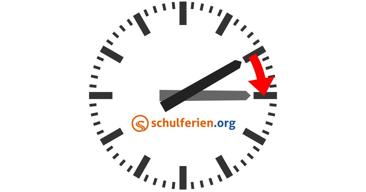 Uhrzeit Deutschland Usa